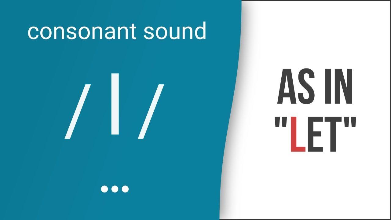 Hướng dẫn cách phát âm tiếng Anh | phụ âm /l/ | Consonants /l/