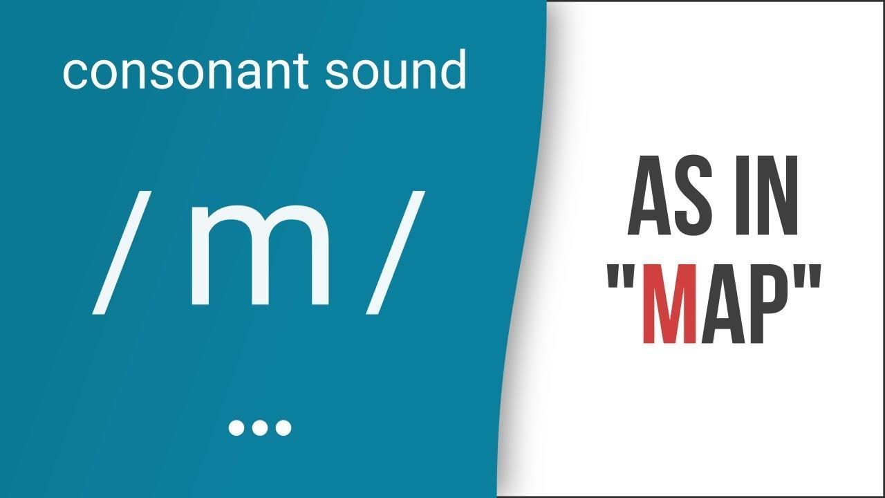 Hướng dẫn cách phát âm tiếng Anh | phụ âm /m/ | Consonants /m/