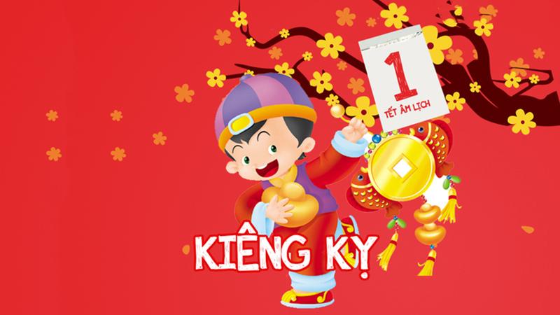 9 Taboos you should never do during Lunar New Year: 9 điều kiêng kỵ tránh làm trong ngày Tết