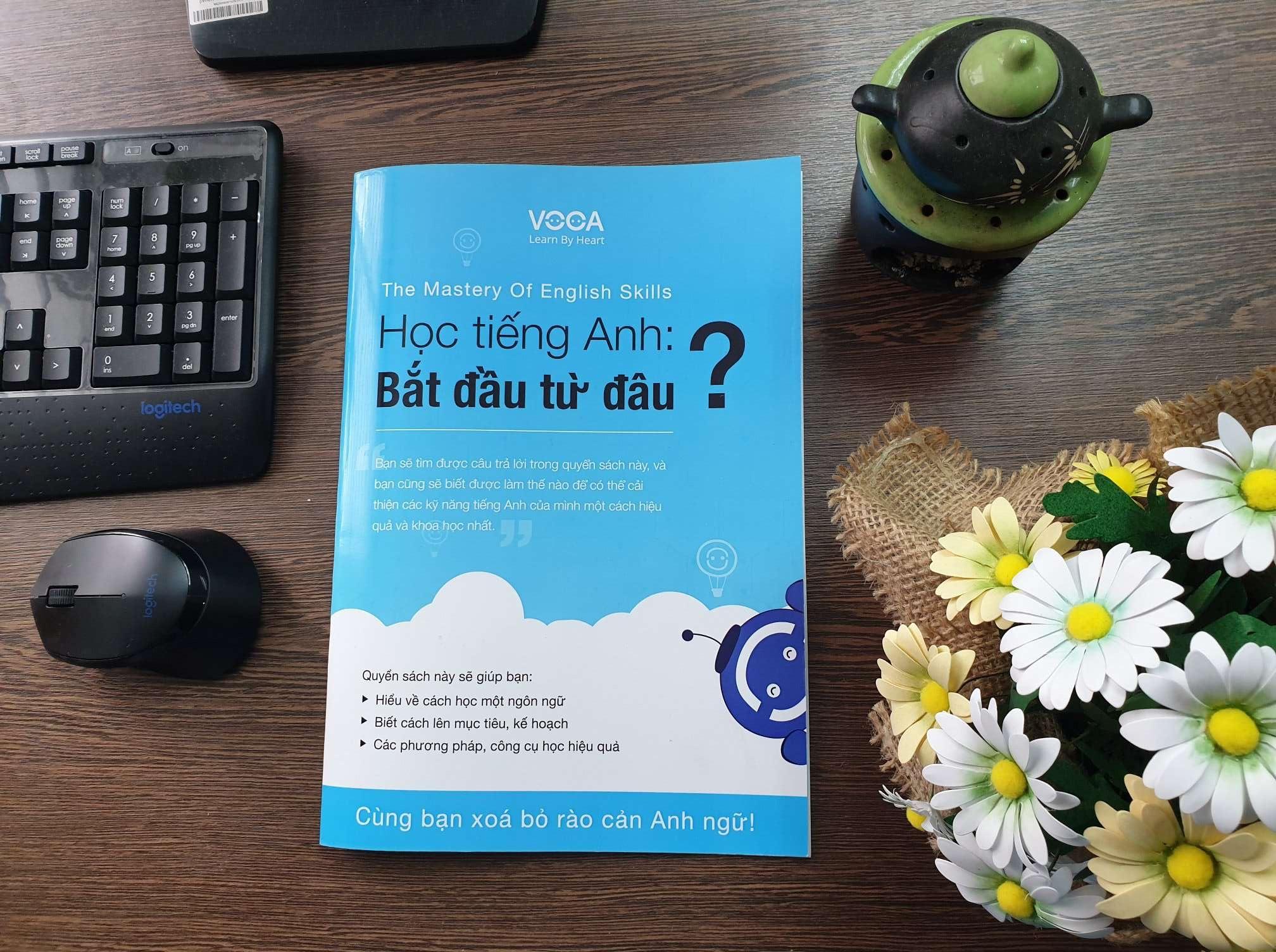 sách học tiếng anh: bắt đầu từ đâu?