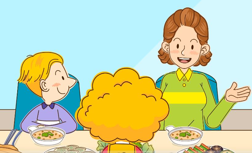 Video tiếng Anh giao tiếp theo tình huống (Part 34: Lời mời trong bàn ăn)