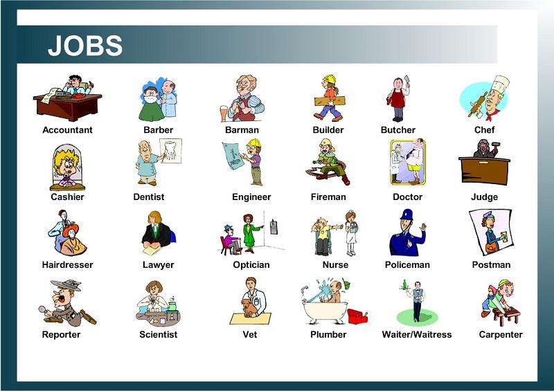 Tổng hợp trọn bộ từ vựng tiếng Anh chuyên ngành theo các lĩnh vực