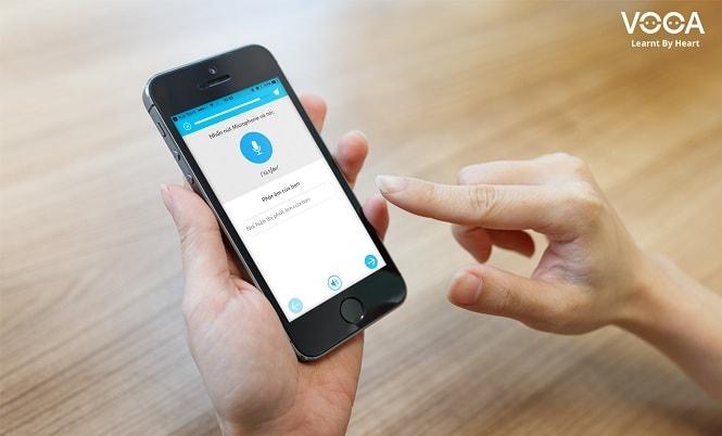Thông Báo: VOCA cập nhật tính năng mới Học Phát Âm trên ứng dụng Smartphone.