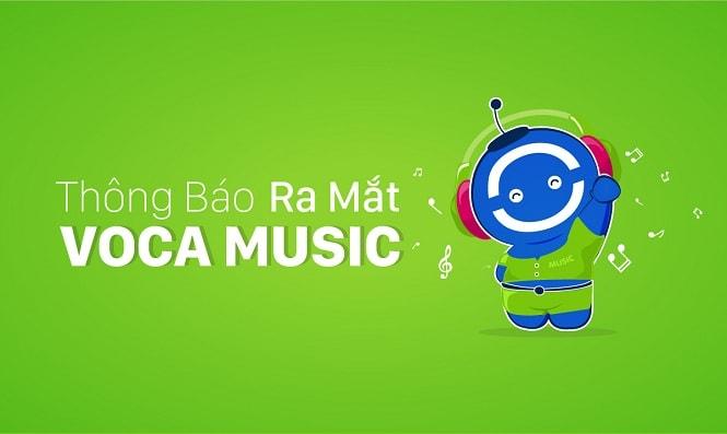 Chính thức ra mắt VOCA MUSIC ~ Hệ thống học tiếng Anh thông minh qua Âm nhạc.