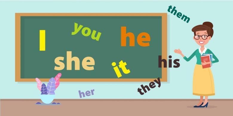You and i hay i and you - đại từ nhân xưng có dễ như bạn nghĩ?