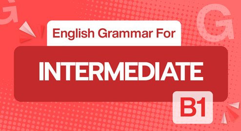 English Grammar For Intermediate (B1)