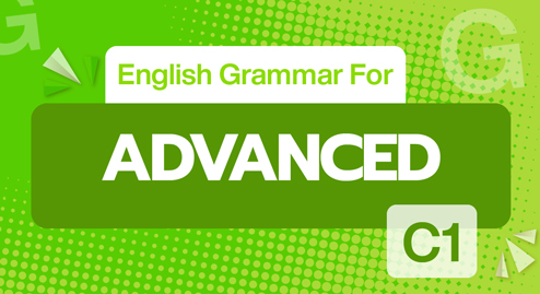 English Grammar For Advanced (C1)